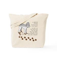 Bedlington Terriers Tote Bag