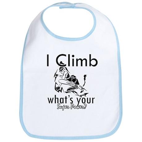 I Climb Bib
