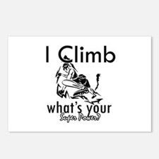I Climb Postcards (Package of 8)