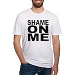 SHAME ON ME Fitted MEN'S T-Shirt