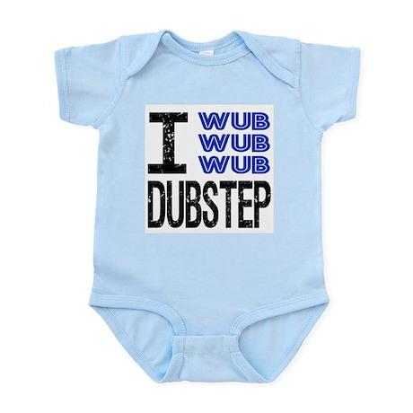 I Wub Dubstep Infant Bodysuit