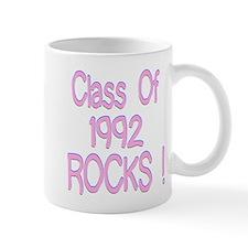 1992 Pink Mug
