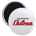 Proud to be Chilean Magnet