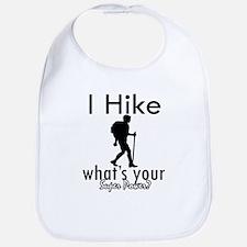 I Hike Bib