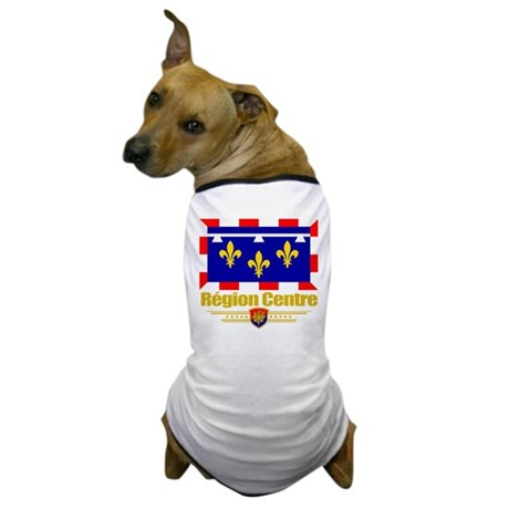 Region Centre Dog T-Shirt