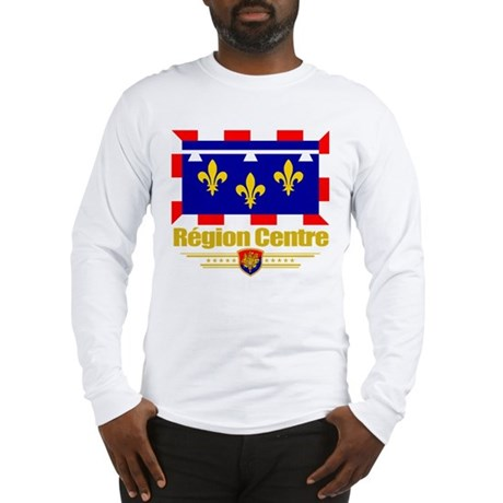 Region Centre Long Sleeve T-Shirt
