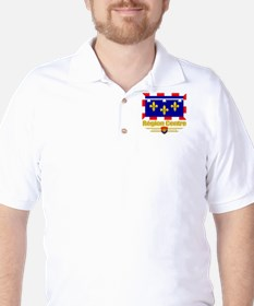 Region Centre Golf Shirt