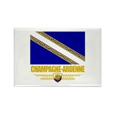 Champagne-Ardenne Rectangle Magnet