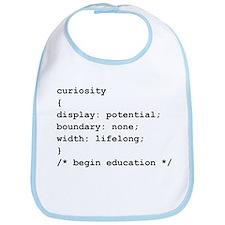 Curiosity CSS Bib