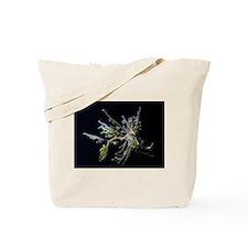 Leafy Flies Tote Bag
