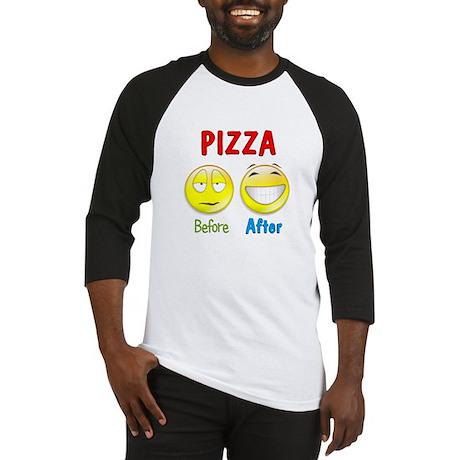 Pizza Humor Baseball Jersey