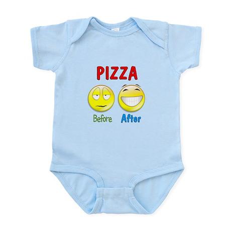 Pizza Humor Infant Bodysuit