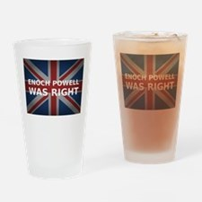 Enoch Powell Was Right | Drinking Glass