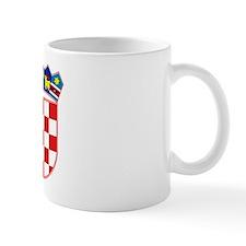 Croatia Roundel 1991 Mug