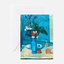 Paul Cezanne Art Greeting Card
