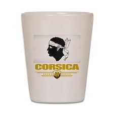 Corsica Shot Glass