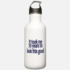 Unique Over hill Water Bottle