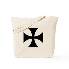 German Iron Cross Tote Bag