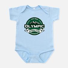 Olympic Forest Green Infant Bodysuit