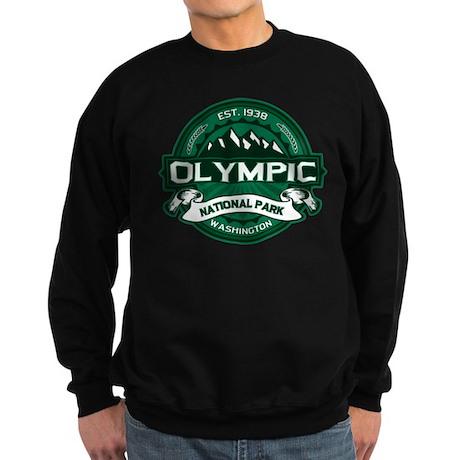 Olympic Forest Green Sweatshirt (dark)