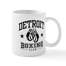 Detroit Boxing Mug
