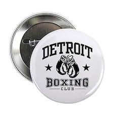"""Detroit Boxing 2.25"""" Button"""