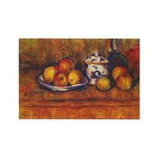 Paul Cezanne Art Rectangle Magnet (10 pack)