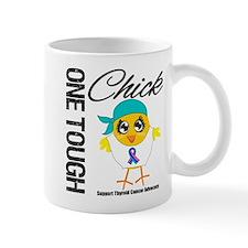 Thyroid Cancer OneToughChick Mug