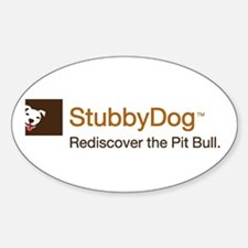 StubbyDog Logo Decal