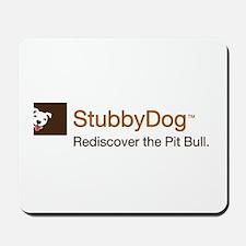 StubbyDog Logo Mousepad