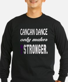 Cancan dance only makes m T