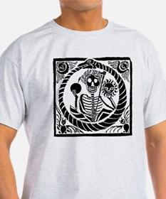 Cool Black sun T-Shirt