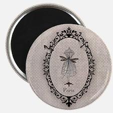Tailor's Model /Dragonfly /Pe Magnet