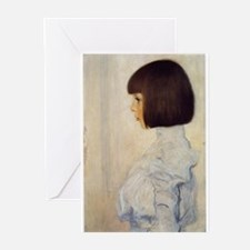 Gustav Klimt Greeting Cards (Pk of 10)