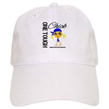 Rectal Cancer OneToughChick Baseball Cap