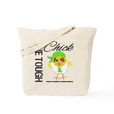 Non-Hodgkin's Lymphoma OneToughChick Tote Bag