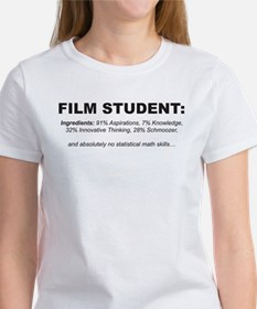 Film Student 3 Women's T-Shirt