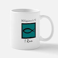 Christian Runner's Mug