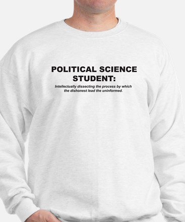 Poly Sci Student 1 Jumper
