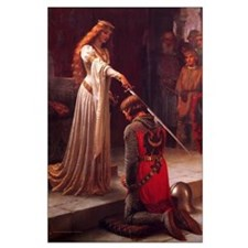 The Accolade Large Poster