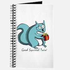 Cute Evil twin Journal