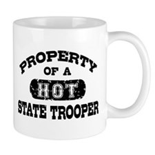 Property of a Hot State Trooper Mug