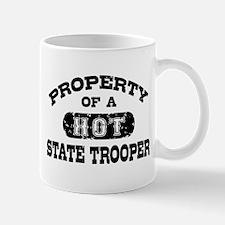 Property of a Hot State Trooper Mug
