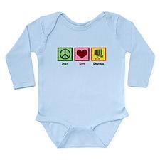 Peace Love Kwanzaa Onesie Romper Suit