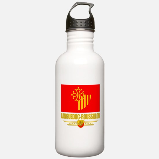 Languedoc-Roussillon Water Bottle