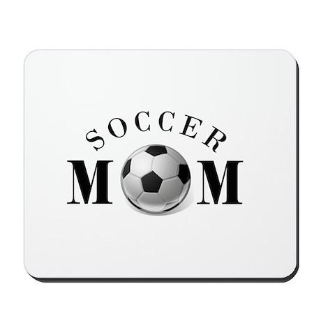 Soccer Mom (basic) Mousepad