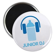 Junior Dj - Icon - Magnet