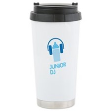 Junior Dj - Icon - Travel Mug