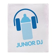 Junior Dj - Icon - Throw Blanket