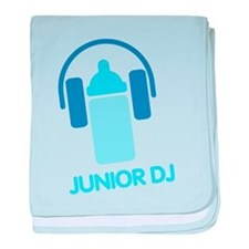 Junior Dj - Icon - baby blanket